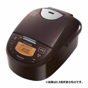 炊飯器 パナソニック SR-FD180-T IH炊飯器 ダイヤモンド銅釜 1升炊き ブラウン 一升 1升