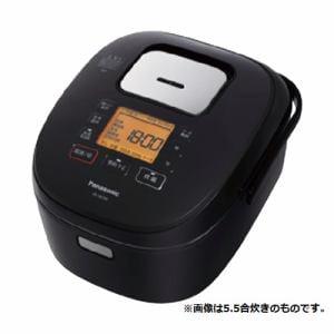 炊飯器 パナソニック SR-HB180-K IH炊飯器 ダイヤモンド銅釜 1升炊き ブラック 一升 1升