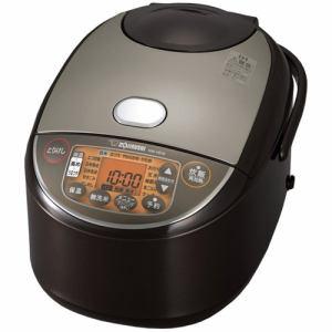 炊飯器 象印 NW-VB18-TA 極め炊き 1升炊き ブラウン 一升 1升