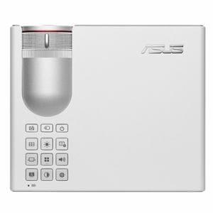 ASUS P3B 高輝度 モバイルバッテリー内蔵小型プロジェクター