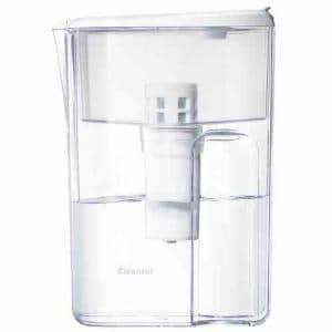 三菱レイヨン クリンスイポット型浄水器2.2L ホワイト CP407