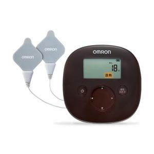 オムロン 温熱低周波治療器 ブラウン HV-F320-BW