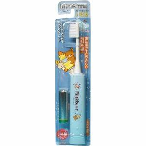 ミニマム DB-5B-RKN 電動付歯ブラシ「リラックマ」ブルー