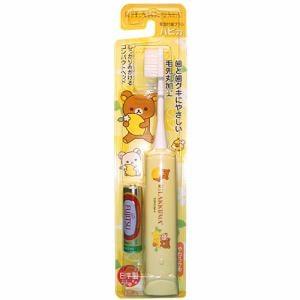 ミニマム DB-5Y-RKN 電動付歯ブラシ「リラックマ」イエロー