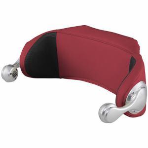 ファミリー OPSH100-RD スピーカーヘッドレスト レッド色