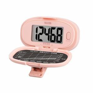 タニタ PD647PK 歩数計 ピンク