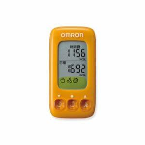 オムロン HJA-314-YR 活動量計 「カロリスキャン」 オレンジ