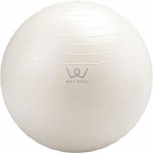 アルインコ WB123 エクササイズボール 30cm(ホワイト)