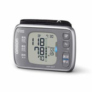 オムロン HEM-6323T 手首式血圧計 Bluetooth通信機能搭載