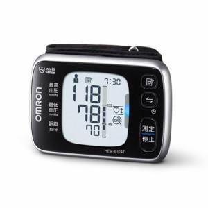 オムロン HEM-6324T 手首式血圧計 Bluetooth通信機能搭載