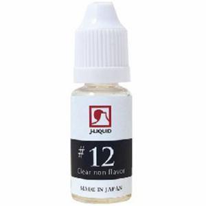 ブイピージャパン(VP JAPAN) SW-12942 電子タバコ専用フレーバーリキッド J-LIQUID クリアノンフレーバー 10ml