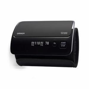 オムロン HEM-7600T-BKN 一体型上腕血圧計 ブラック