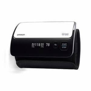 オムロン HEM-7600T-WN 一体型上腕血圧計 ホワイト