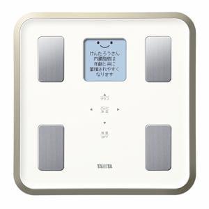 タニタ BC-810WH 体組成計 ホワイト