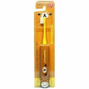 ミニマム DBK-5BR-RK 電動歯ブラシ 「ハピカ」リラックマ ブラウン
