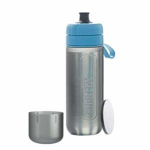 ブリタ BJGABLZ 浄水機能付き携帯ボトル 「fill&&go Active(フィルアンドゴー アクティブ)」 ブルー