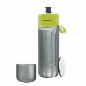 ブリタ BJGALIZ 浄水機能付き携帯ボトル 「fill&&go Active(フィルアンドゴー アクティブ)」 ライム
