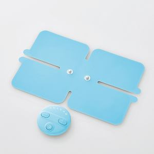 """エレコム HCM-P011G3BU コードレス低周波治療器""""エクリア リフリー"""" ブルー"""