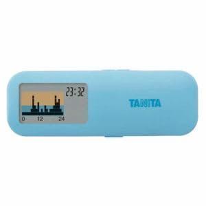 タニタ AM-122BL 活動量計 カロリズムSlim ブルー