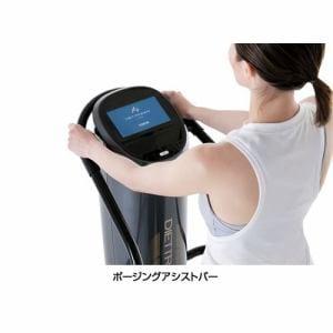 フジ医療器 DT-C1000 家庭用音波振動マシーン ダイエットコアトレーナー コア ブラック