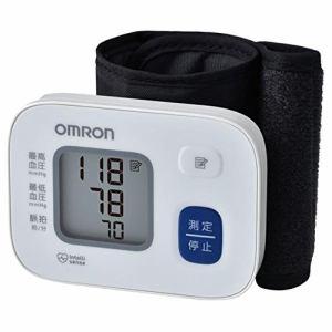 オムロン  HEM-6162 自動血圧計 ホワイト