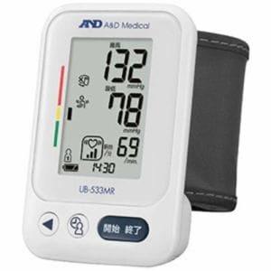 A&D UB-533MR 手首式血圧計