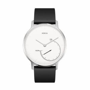 Withings Steel Black & White HWA01-Steel-White-All-JP HWA01-STEEL-WHITE-