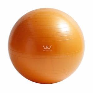 アルインコ WBN055D エクササイズボール 55cm オレンジ