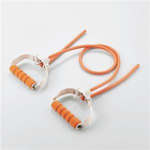 エレコム HCF-TBHGHDR エクリア スポーツ ハンドル付きチューブ オレンジ ストロング