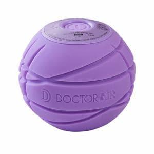 ドクターエア CB-04PL 3Dコンディショニングボールスマート(パープル)