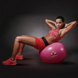 BODY SCULPTURE TKS91HM017 バランスボール55cm ピンク