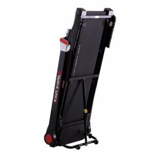 ボディスカルプチャー TKS91HM006 ランニングマシン アドバンス ブラック