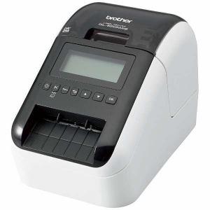 ブラザー QL-820NWB ラベルライター 「ピータッチ(P-touch)」(テープ幅:29・62mm対応)