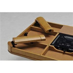 光製作所 HK80RO 家具調折れ脚コタツ ライトブラウン