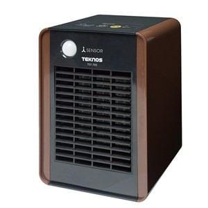 テクノス TST-705 人感センサー付きミニセラミックヒーター 700W