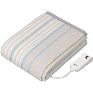 パナソニック 電気かけしき毛布 (シングルMサイズ・188×137cm) ライトグレー DB-RP1M-H