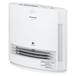 パナソニック 加湿機能付きセラミックファンヒーター(1250W) ホワイト DS-FKX1205-W