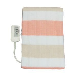 TED ヤマダ電機オリジナルモデル 敷き毛布(セミロングタイプ) ピンク TED54SM-P