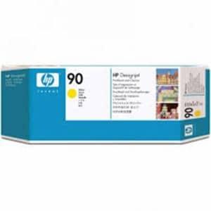 HP(ヒューレットパッカード) C5057A 純正 HP 90 プリントヘッド/クリーナ イエロー