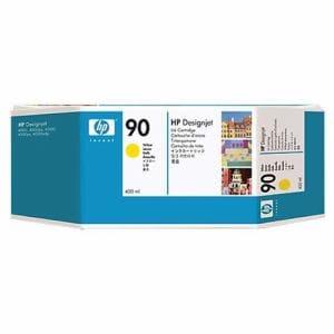 HP(ヒューレットパッカード) C5065A 純正 HP 90 インクカートリッジ イエロー