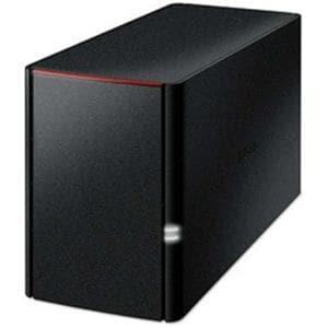 バッファロー LS220DN0402B スマホ/タブレット対応 ネットワークHDD  有線LAN/USB2.0・4TB  SOHO向けリンクステーション LS220DNBシリーズ