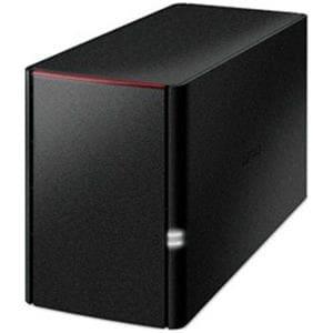バッファロー LS220DN0602B スマホ/タブレット対応 ネットワークHDD  有線LAN/USB2.0・6TB  SOHO向けリンクステーション LS220DNBシリーズ