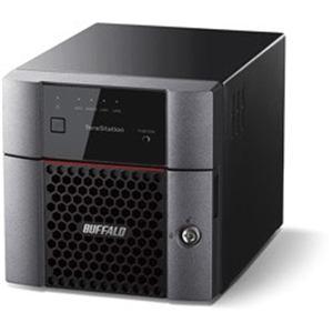 バッファロー TS3210DN0402 テラステーション 小規模オフィス・SOHO向け2ドライブNAS HDD 4TB