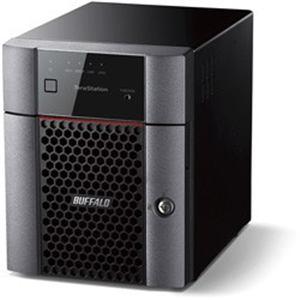 バッファロー TS3410DN1604 テラステーション 小規模オフィス・SOHO向け4ドライブNAS HDD 16TB