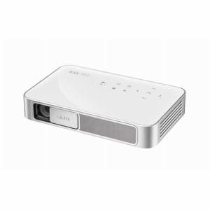 vivitek Q38-WH バッテリー内蔵LEDモバイルプロジェクター ホワイト