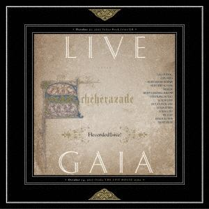<CD> Scheherazade / LIVE!(豪華盤)(DVD付)