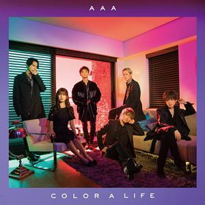 <CD> AAA / COLOR A LIFE(Blu-ray Disc付)