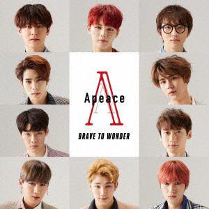 <CD> Apeace / BRAVE(通常盤)