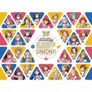 【CD】 765 MILLION ALLSTARS / THE IDOLM@STER MILLION THE@TER GENERATION 11 UNION!!(Blu-ray Disc付)