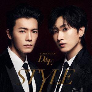 <CD> SUPER JUNIOR-D&E / STYLE(DVD付)
